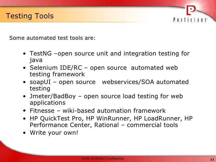 Automated Testing with Agile
