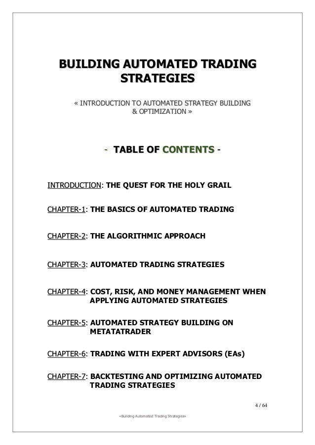 Building Automated Trading Systems PDF Download Full – Download PDF Book