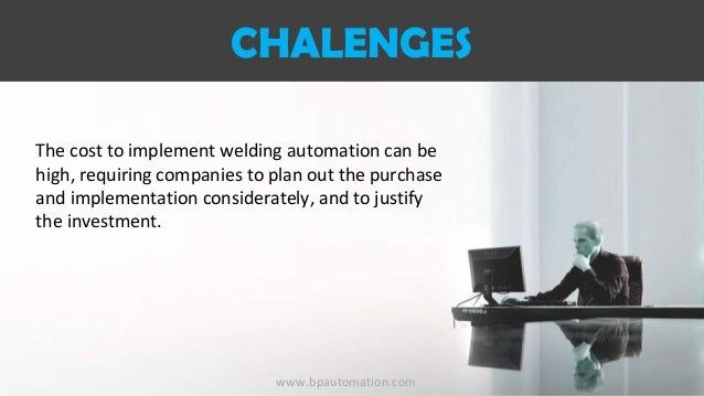 Automated welding solutions canada