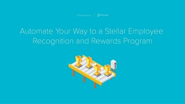 bamboohr.com bonus.ly Automate Your Way to a Stellar Employee Recognition and Rewards Program