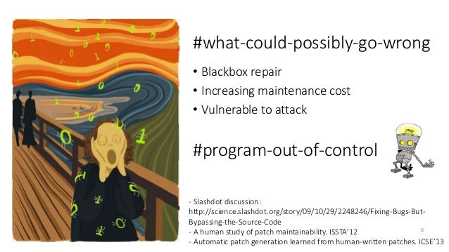 #what-could-possibly-go-wrong  #program-out-of-control  - Slashdot discussion:  http://science.slashdot.org/story/09/10/29...