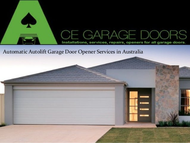 Automatic Autolift Garage Door Opener Services in Australia Automatic Autolift Garage Door Opener Services in Australia ... & Panel lift garage doors prices in Sydney