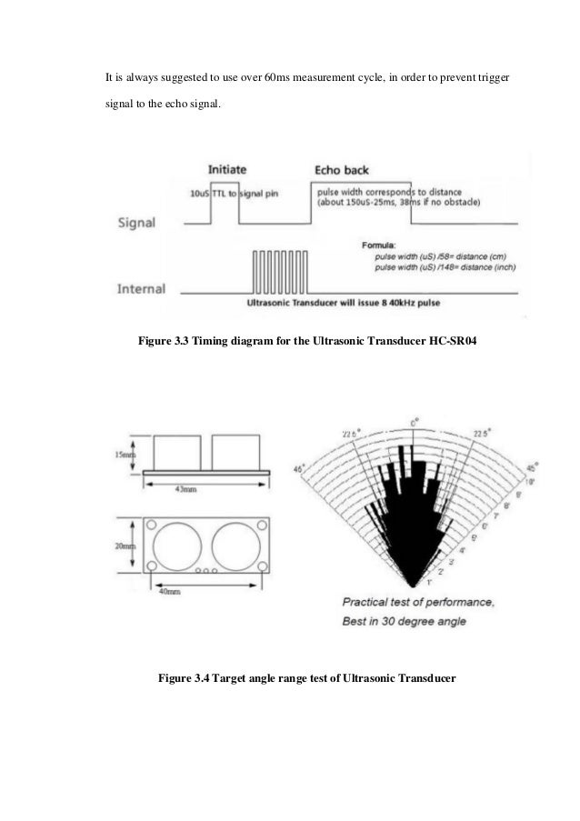 automatic braking system whole project documentation docx pdf