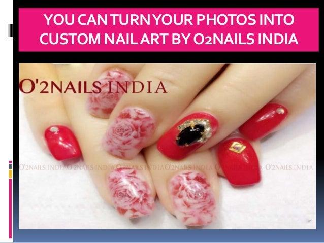 Automatic Digital Nail Printing Machin In India O2 Nails India