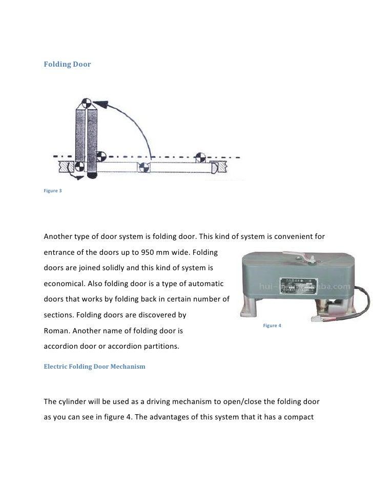 5.  sc 1 st  SlideShare & Automatic door system of bus door