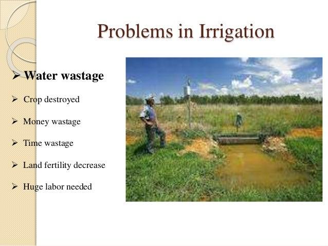 Automatic drip irrigation system Slide 3