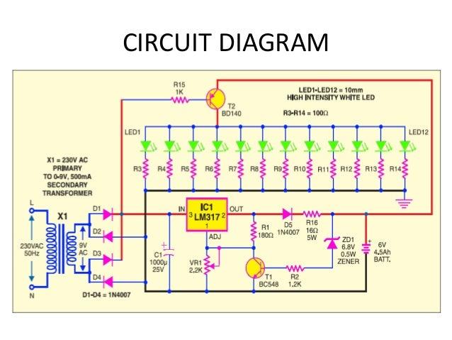 automatic low power emergency light circuit diagram democraciaejustica rh democraciaejustica org led rechargeable emergency light circuit diagram 12v led emergency light circuit diagram