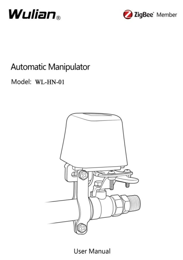 Automatic Manipulator User Manual  Copyright notation  ©2012 Nanjing IOT Sensor Technology Co., Ltd All Rights Reserved.  ...