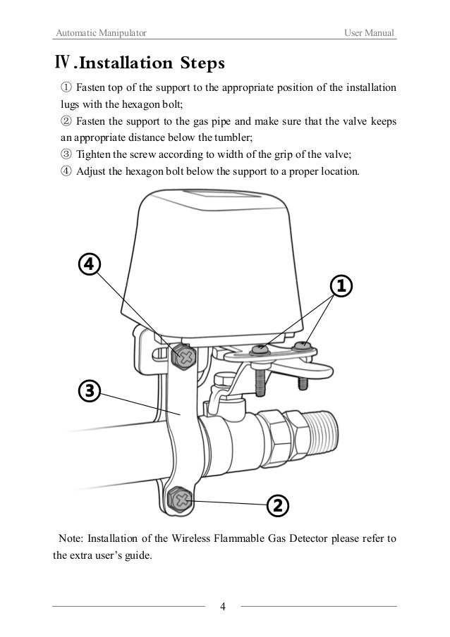 Automatic Manipulator User Manual  Ⅴ.Application Method  1. Networking Setup  (1) This product shall be used with communic...
