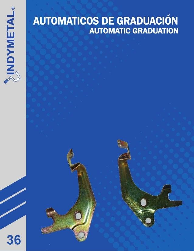 Automáticos de Graduación