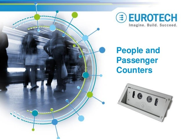 People and Passenger Counters