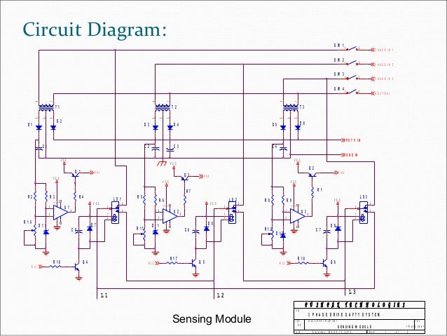 automatic phase changer circuit diagram