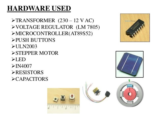 Automatic Solar Tracking System