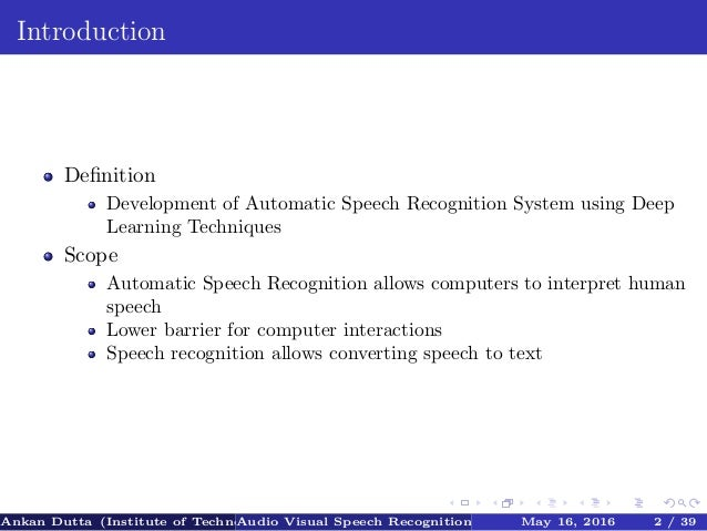 automatic speech recognition systems A comparison of the data requirements of automatic speech recognition  systems and human listeners roger k moore 20/20 speech ltd science park .