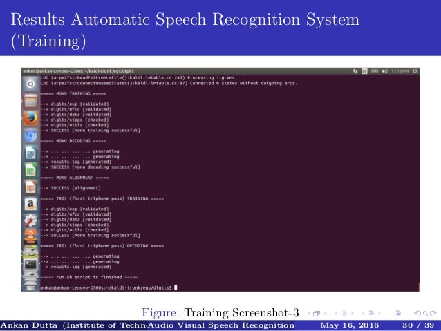 automatic speaker recognition system by using matlab