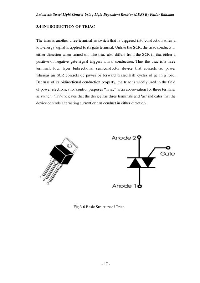 Fine Ldr Street Light Festooning - Schematic Diagram Series Circuit ...