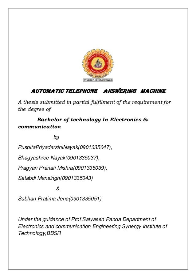 fgsr thesis requirements
