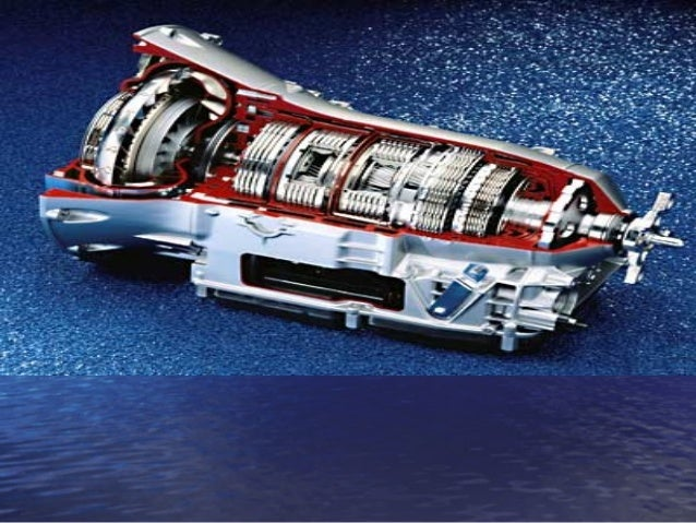 What is automaticWhat is automatic transmissiontransmission??  Changes gear ratios automaticallyChanges gear ratios autom...