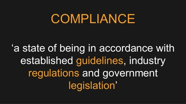 Automating Compliance for Financial Institutions - AWS Summit SG 2017 Slide 3
