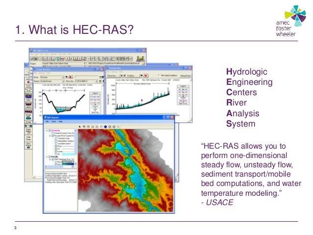 HYDRAULIC ENGINEERING USING HEC-RAS