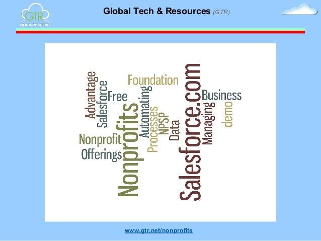 Automating NonProfit Business Processes using Salesforce.com Non-Prof…