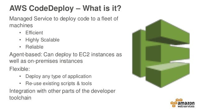 Codedeploy To S3