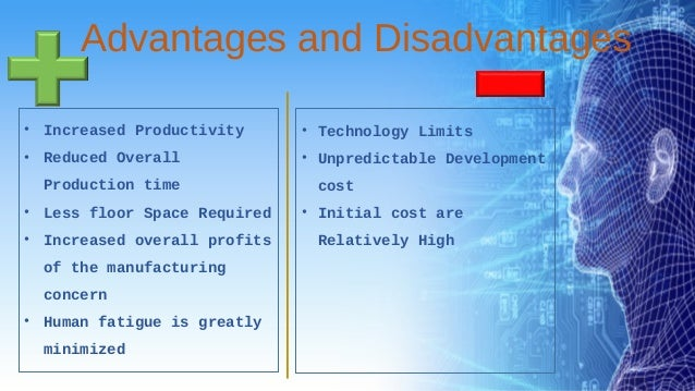 essay of advantages and disadvantages of technology Advantages and disadvantages of technology this essay advantages and disadvantages of technology and other 64,000+ term papers, college essay examples and free essays are available now on reviewessayscom.