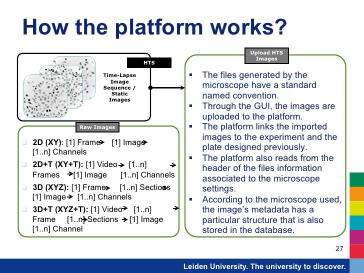 Automation in Cytomics: A Modern RDBMS Based Platform for