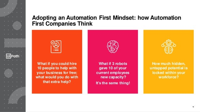 Welcome to the Automation First Era: Your Guide to a