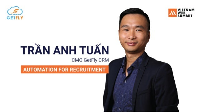 Automation for Recruitment by Tran Anh Tuan