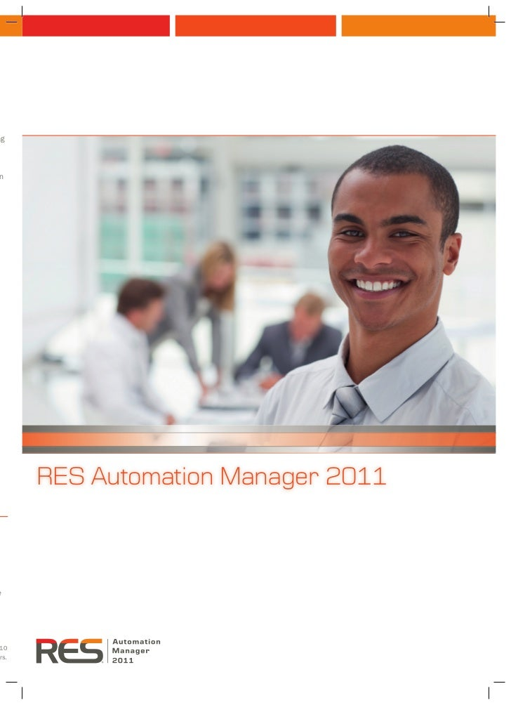 ngn      RES Automation Manager 2011e10rs.