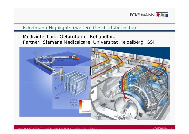Beitrag der Automatisierungstechnik zur Steigerung der Energieeffizienz von Kälteanlagen (Dr.-Ing. Frank Uhlemann, Fa. Eckelmann) Slide 3