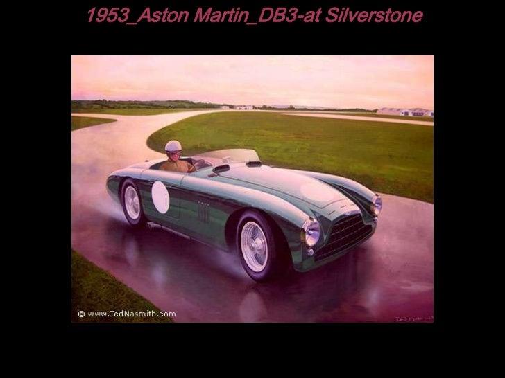 1953_Aston Martin_DB3-at Silverstone<br />