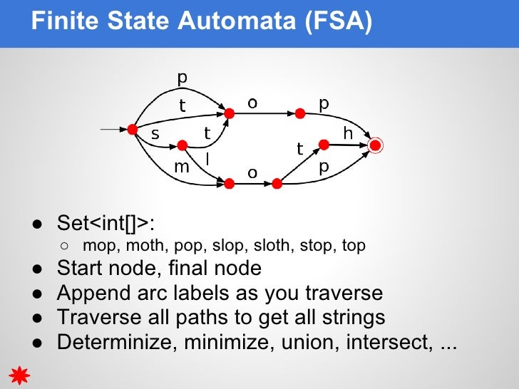 application of finite automata djr The study of automata has been acquiring increasing im portance for engineers  in many fields for some time, the capabilities of these automata have been of.