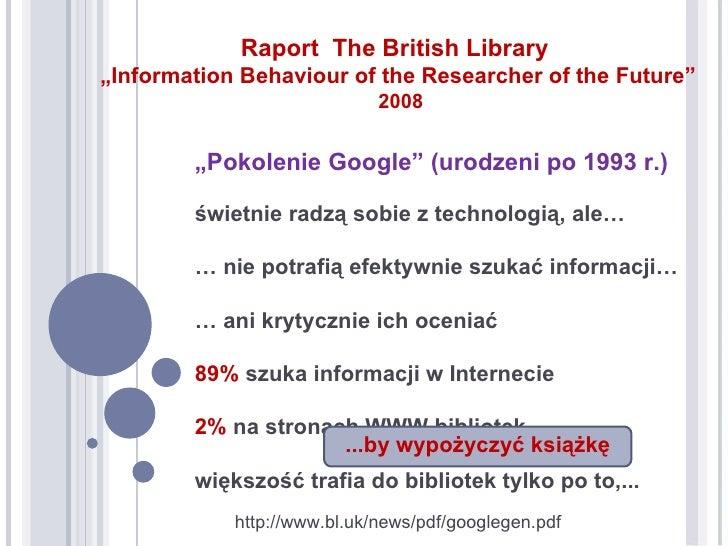 Biblioteka 2.0 - usługi biblioteczne z wykorzystaniem technologii i narzędzi Web 2.0 Slide 3