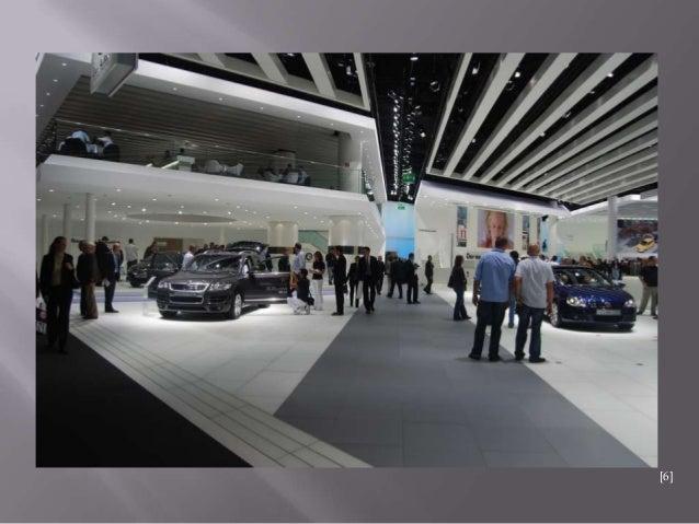 Automobile Exhibition Design - Exhibition car