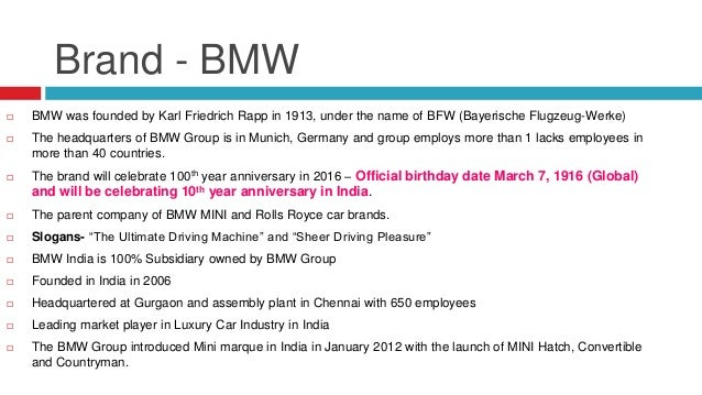 mission statement of bmw Bmw mission statement and visionbmwmissionstatement-141003113609-phpapp01-thumbnail-4jpgcb=1415269338.