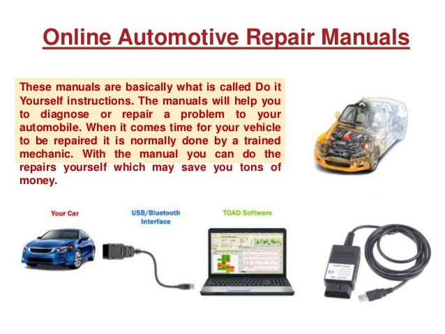 Repair manuals for cars automobile repair manuals 2 solutioingenieria Images