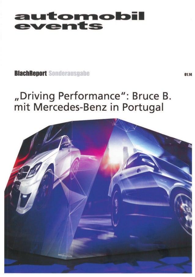 """""""Vielfalt - Eventlocations auf Malta"""" automobil events 01.14"""