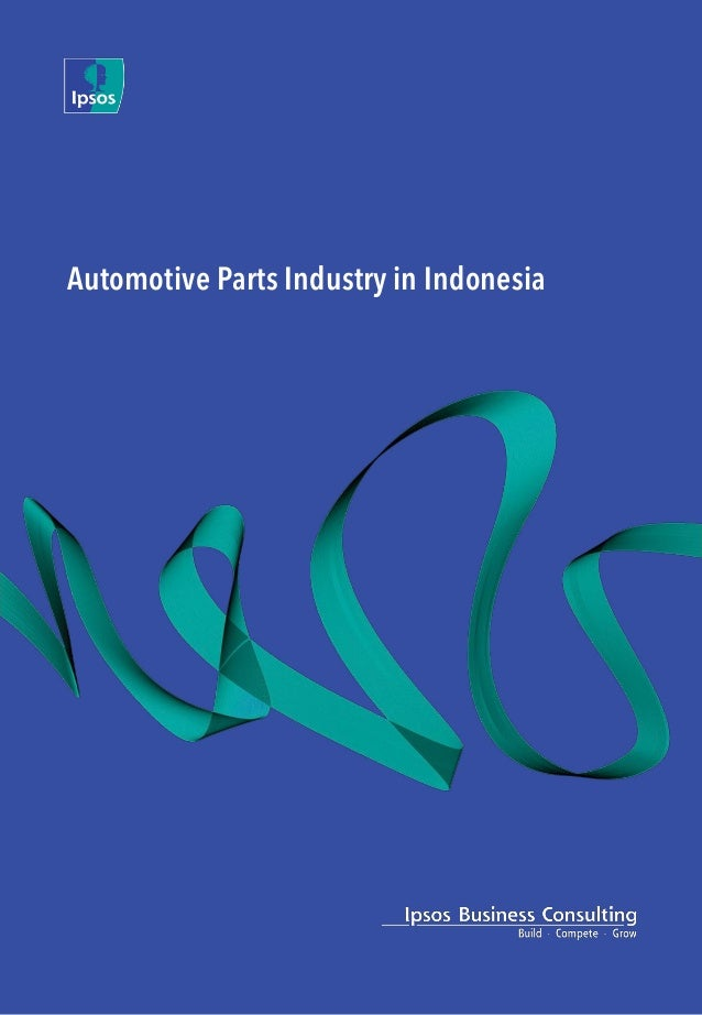 Automotive Parts Industry in Indonesia