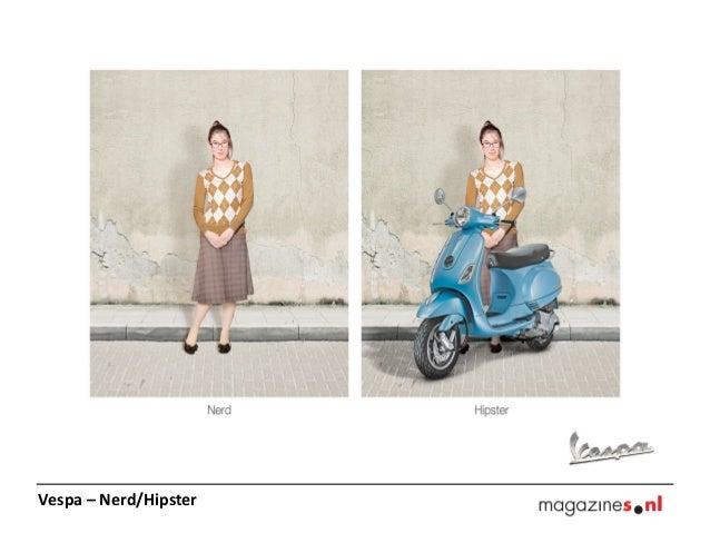 Vespa – Nerd/Hipster