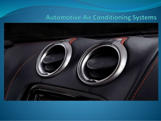 WHY AC SYSTEM? Stopped in traffic on a may afternoon? Sweat drips all over your body? Hands feel like they are about to sl...