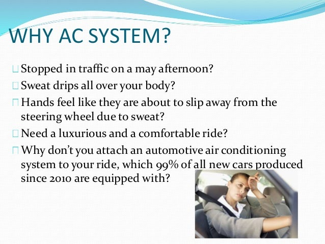Automotive Air Conditioning systems