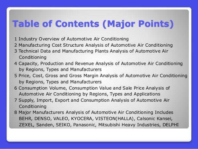 global automotive hvac market The global automotive hvac market is posting conclusive growth at a high cagr in forthcoming period by activation of versatile pressure transducers in hvac systems.