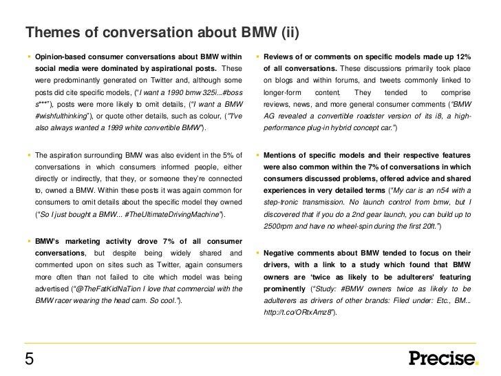 bmw generic strategy Tesla, inc's (formerly tesla motors, inc) generic strategy (porter's), intensive growth strategies & competitive advantage are analyzed in this auto case toyota motor corporation, honda motor company, nissan motor company, bavarian motor works (bmw), and volkswagen, among other automobile.