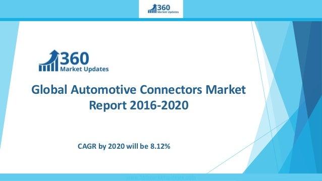 Automotive Connectors Market 2016-2020- Global Industry ...