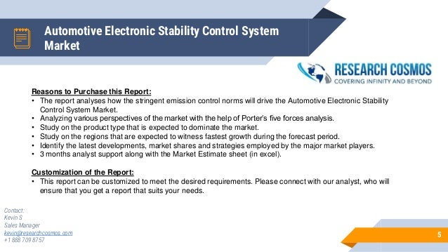 Automotive Electronic Stability Control Systems Market