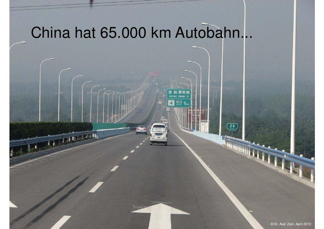 Automotive Engineering - Eine deutsche Kompetenz in China? Slide 3