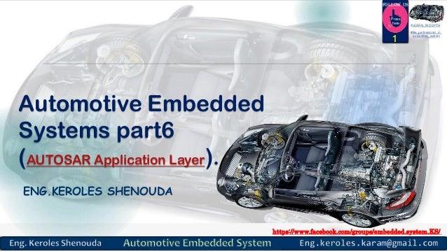 Automotive Embedded Systems Part6 V1