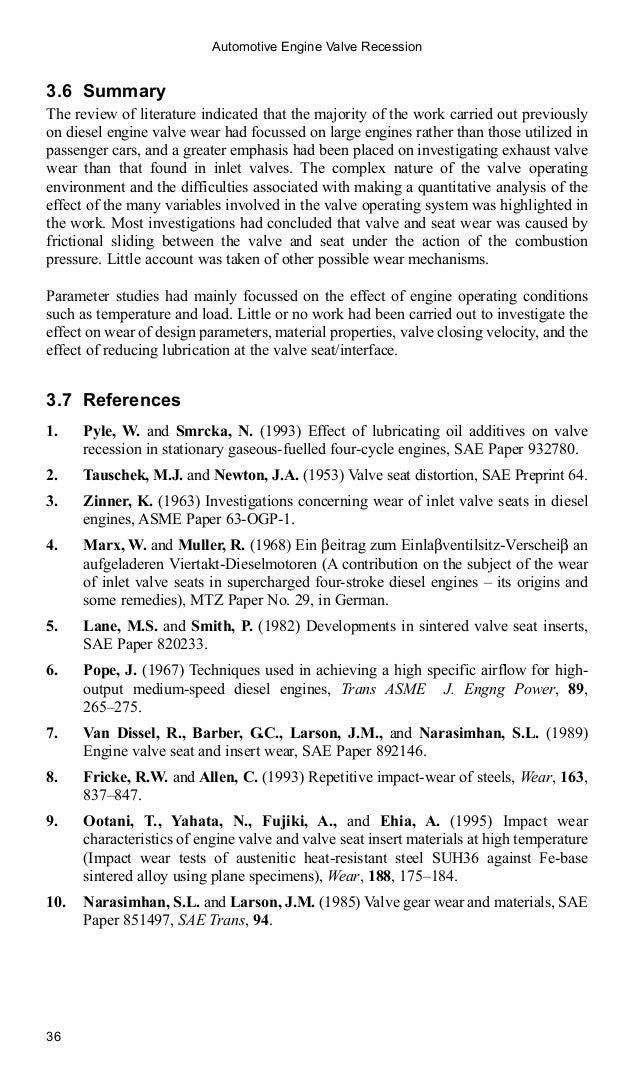 valve study papers